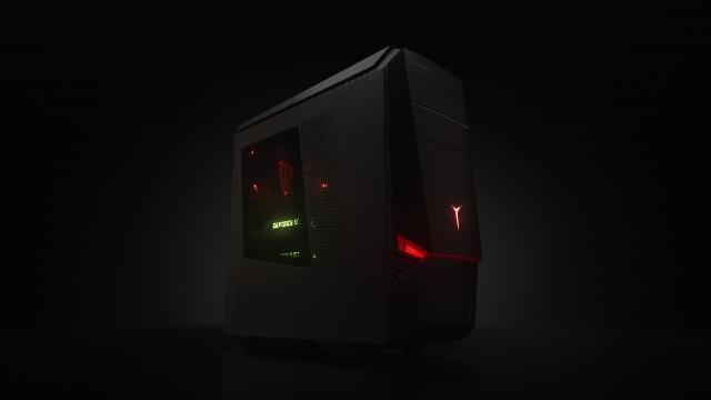 Новые игровые ПК Lenovo и аксессуары серии Y