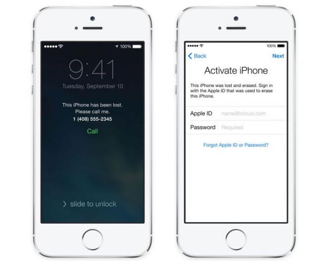 Система блокировки Activation Lock от Apple уменьшила уровень преступлений, связанных с телефонами