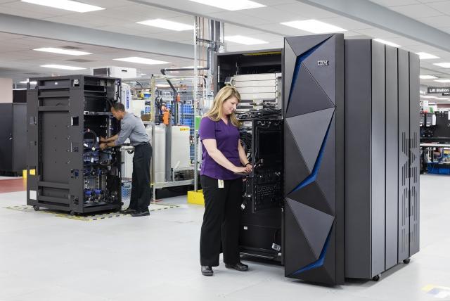 Мейнфрейм IBM Z открывает новую эру защиты данных