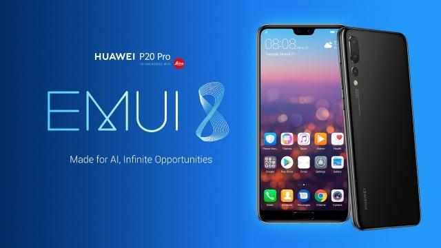 Huawei представила фірмовий інтерфейс Emotion UI версії 8.1.