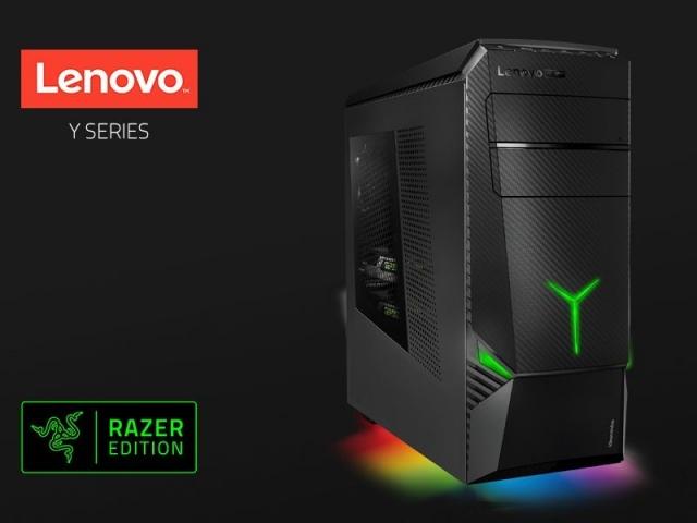 Партнерство Lenovo и Razer: новая линейка ко-брендовых устройств