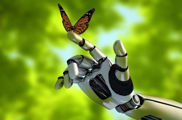 Розумна шкіра допоможе роботам відчувати дотики та генерувати електроенергію