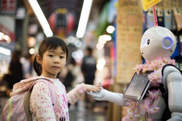 Toyota створила робота-гуманоїда, який миттєво повторює ваші рухи (відео)