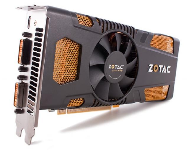 Видеокарта GTX 560 TI 448 будет основываться на ядре Nvidia GF110.