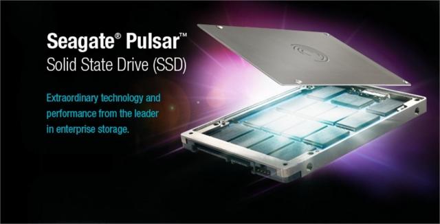 Seagate представляет новый 12GBPS SAS SSD