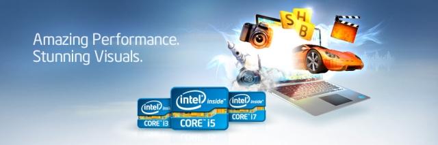Эксклюзивный видеорепортаж с презентации третьего поколения процессоров Intel Core