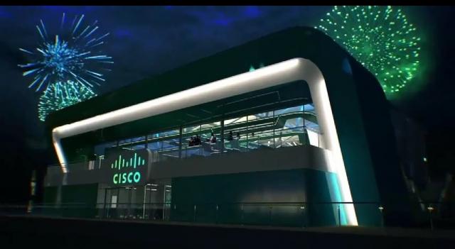 Дом, который Cisco построила в Лондоне