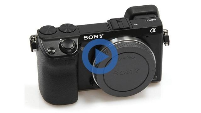Цифр. фотокамера Sony NEX-7