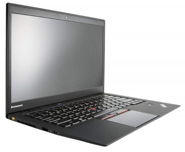 Lenovo представляет 14-дюймовый карбоновый ультрабук ThinkPad X1 с Ivy Bridge