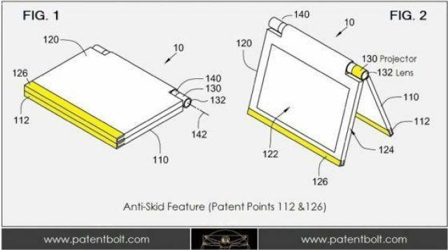 Встроенный проектор в следующем поколении ноутбуков Asus