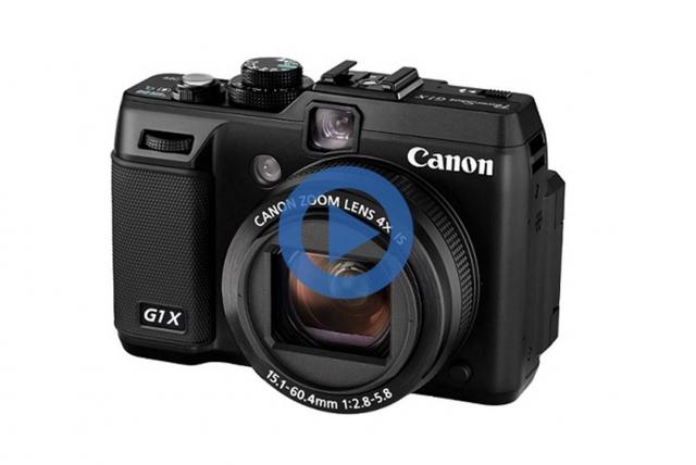 Цифр. фотокамера Canon PowerShot G1X