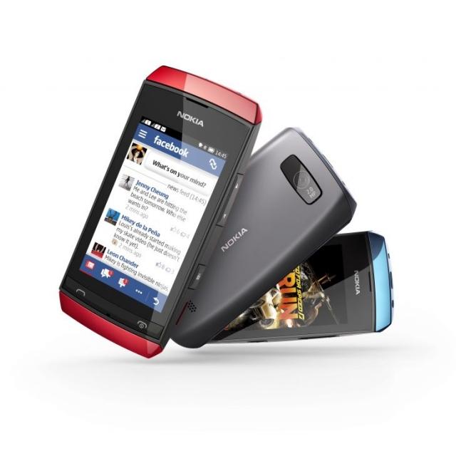 Nokia представляет линейку Asha Touch, 40 игр от Electronic Arts в подарок