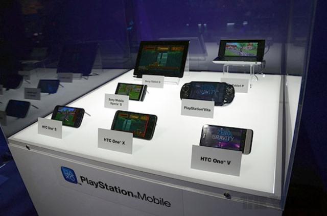 HTC получает лицензию на игры Sony Playstation