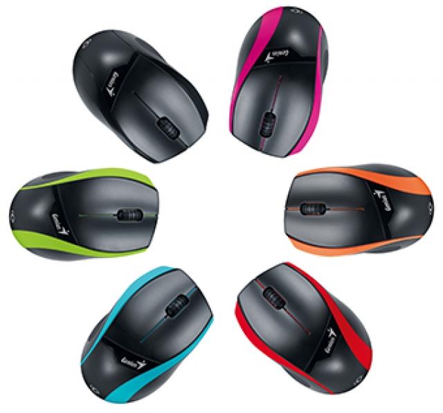 Беспроводная мышь с технологией BlueEye Genius DX-7010