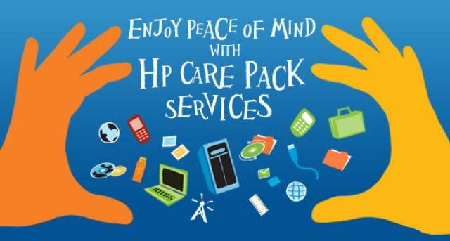 HP Care Pack: какие и зачем