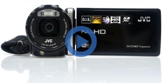 Цифровая видеокамера JVC GZ-GX1BE