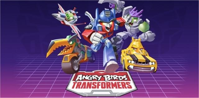 Rovio обещает представить Angry Birds: Transformers на iOS