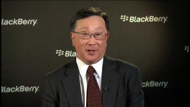 BlackBerry расскажет о планах на ближайшие 12 месяцев на MWC 2015