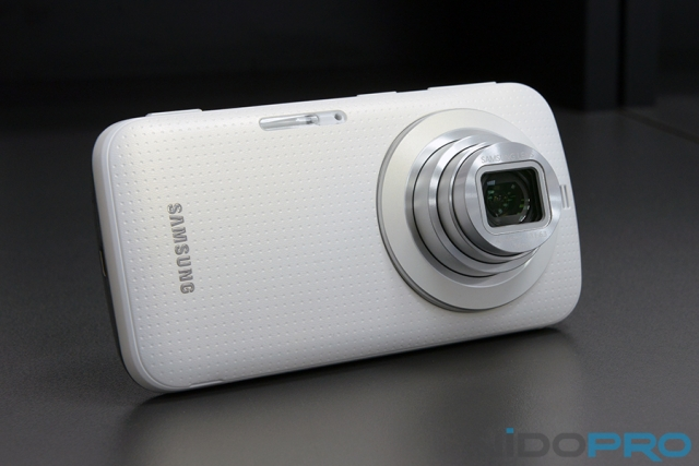 Обзор смартфона Samsung Galaxy K Zoom: метить высоко