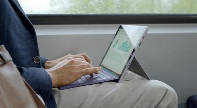Видео: Surface Pro 3 сломал стереотип о неполноценности планшета