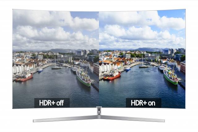 Обновление прошивки HDR+ для SUHD TV телевизоров 2016 года
