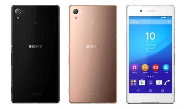 Sony Xperia Z4 вышел в Японии