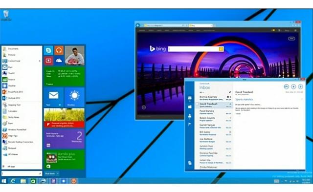 Microsoft представит Windows 9 Preview вместе с процессорами Intel Broadwell?