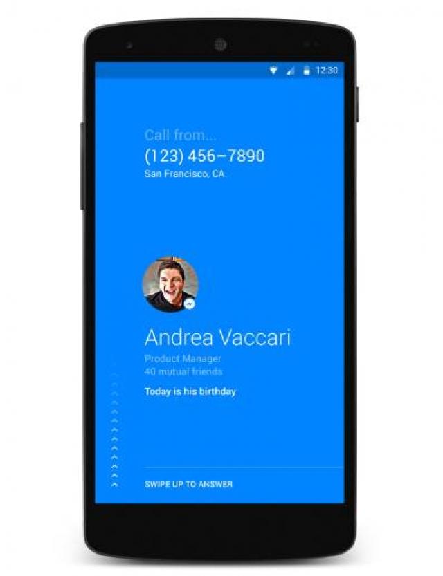 Приложение Facebook Hello для Android может набирать номера и блокировать контакты
