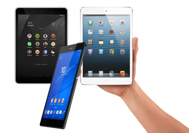 Выбираем компактный планшет: Nokia N1 VS iPad mini 3 VS Sony Xperia Z3 Tablet Compact