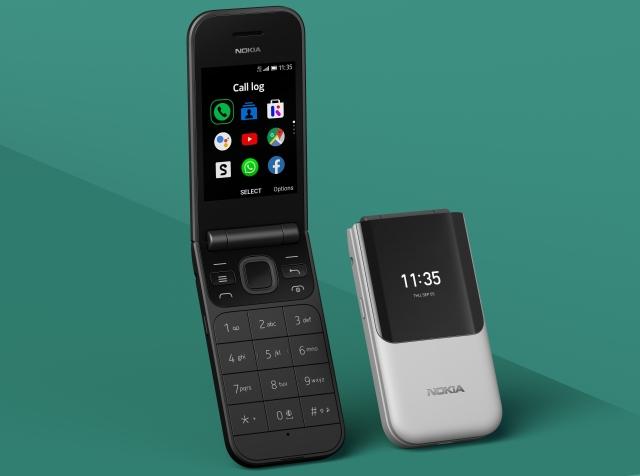Nokia 800 Tough з армійським рівнем захисту та 2720 Flip з підтримкою 4G вже в Україні
