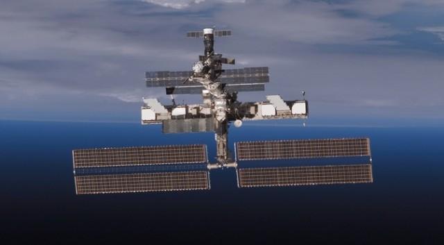 Международная Космическая Станция может получить лазерную пушку