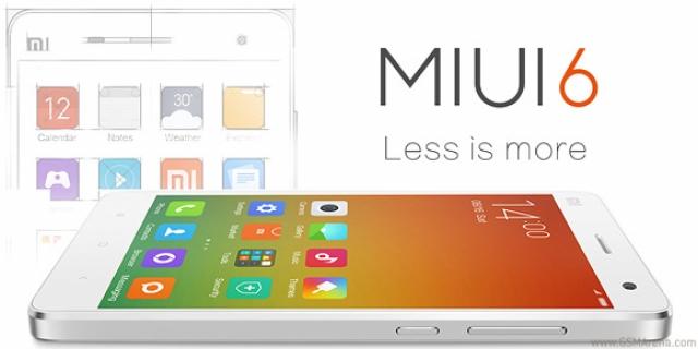 Xiaomi представила графическую оболочку MIUI 6