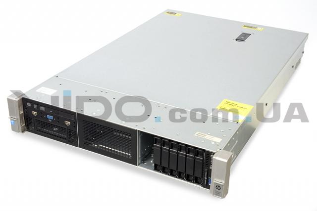 Обзор стоечного сервера HP ProLiant DL380 Gen9