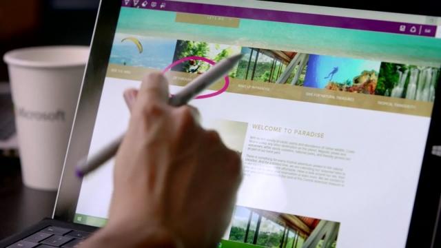 Project Spartan, новый браузер Windows 10, уже доступен для пробного тестирования