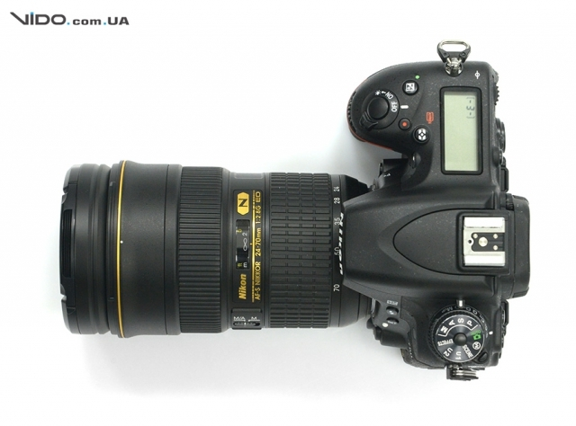Обзор репортажной камеры Nikon D750