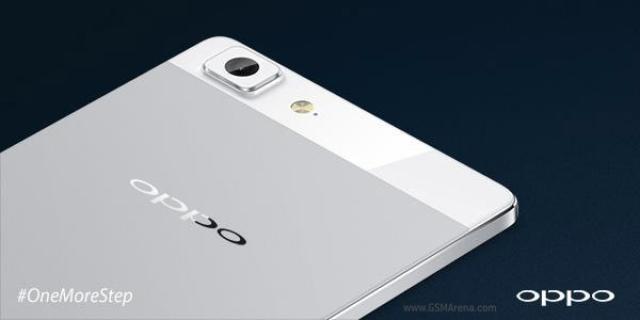 Новый Oppo R5 стал самым тонким смартфоном в мире