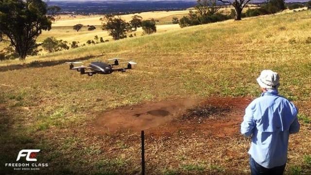 Якими будуть перегони гігантських дронів