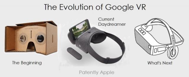 Google Daydream View нового покоління отримає безліч вбудованих датчиків