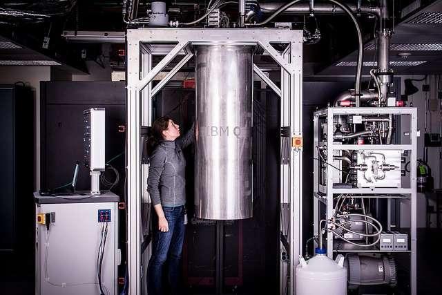 IBM представила квантові комп'ютери з 16 та 17 кубітами