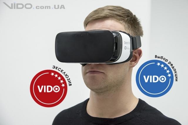Обзор потребительских очков виртуальной реальности Samsung Gear VR: а вы бывали на Таити?