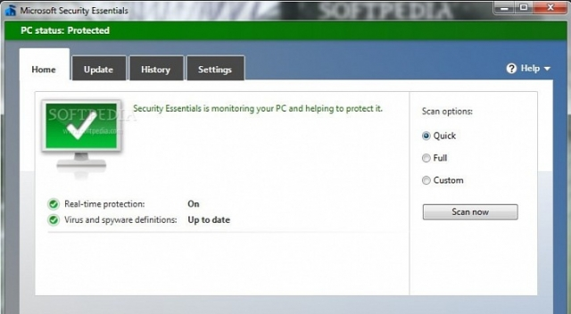 Обновление Security Essentials от Microsoft «сломало» ПК на Windows XP