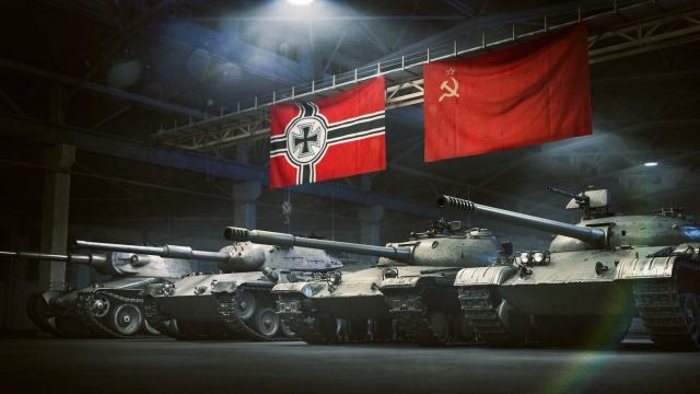 World of Tanks на PlayStation 4 в ожидании волчьей стаи