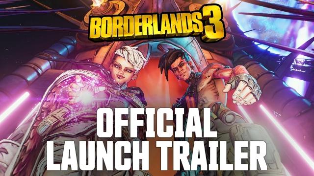 Перегляньте офіційний трейлер Borderlands 3 вже зараз!