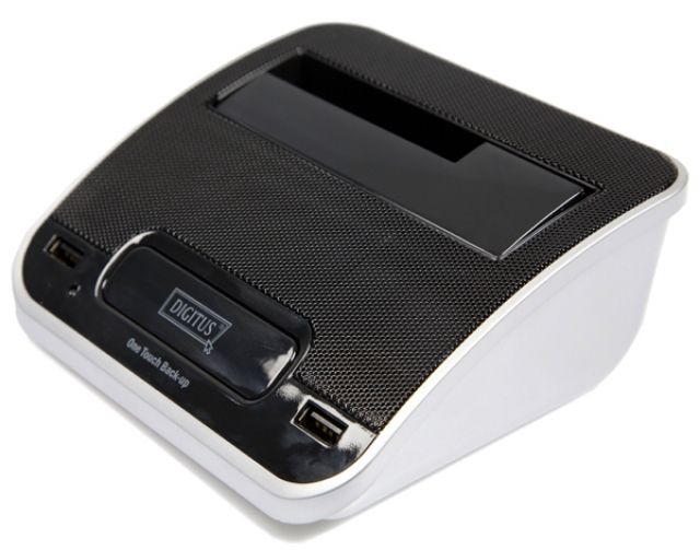 Digitus USB Docking Station и Dual Docking Station – док-станции для HDD-дисков