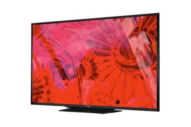 90-дюймовый Sharp – наибольший из доступных ЖК HDTV-мониторов