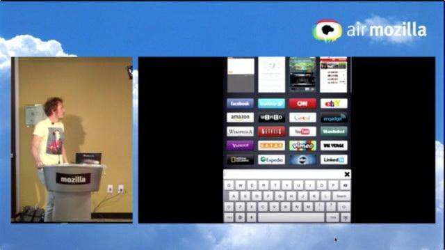 Веб-браузер Junior для iOS – видео с презентации