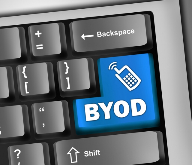BYOD – четыре буквы способные напугать даже крупную компанию
