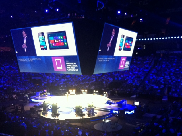 Windows 8 и Windows Phone 8, главные приоритеты Microsoft