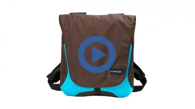 "Crumpler Prime Cut Backpack 15""W - расскажем и покажем!"