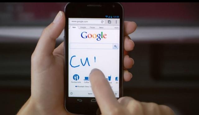 Google научилась распознавать рукописный ввод